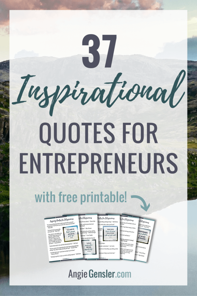 37 Inspiring quotes for entrepreneurs_pinterest