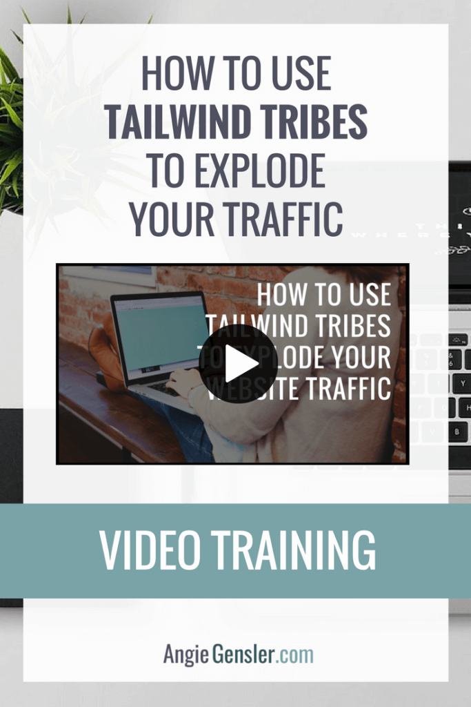 How to use Tailwind Tribes video training